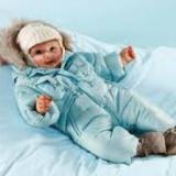 Что нужно знать о зимнем комбинезоне для новрожденного