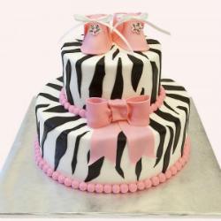 Детские торты для девочек: фотогалерея