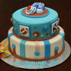 Детские торты из мастики для мальчиков: фотографии
