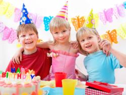 Рецепты для детского дня рождения школьников