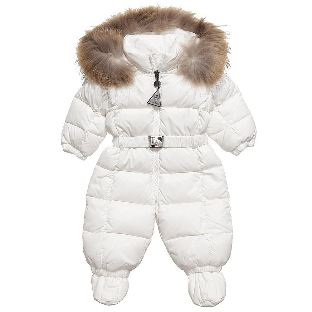 детский комбинезон для новорожденных зимний купить