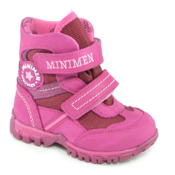 Размерная сетка детской обуви Minimen