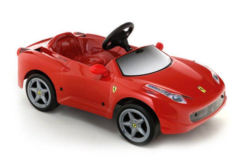 детский автомобиль на аккумуляторах