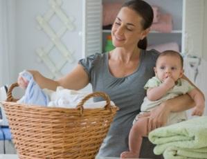 распорядок дня мамы с новорожденным