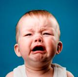 Почему плачут новорожденные дети
