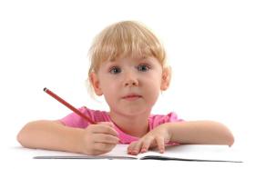 Начинаем писать элементы букв