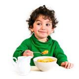 Полезный завтрак для детей
