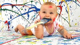 Как научит ребенка рисовать человека