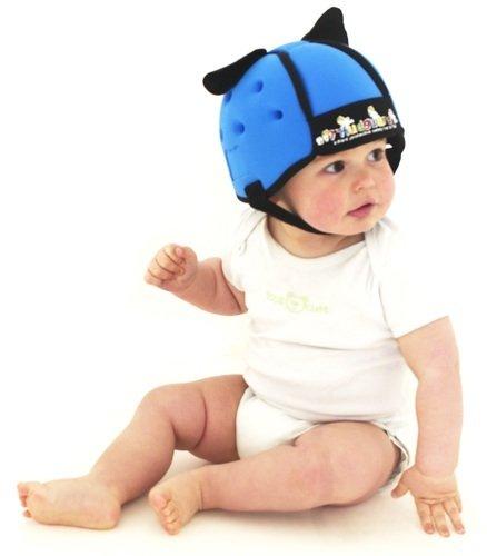 Детский защитный шлем для малышей до года