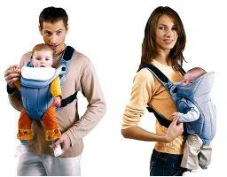 Что такое переноска для ребенка
