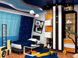 Какую можно купить детскую комнату для мальчика подростка