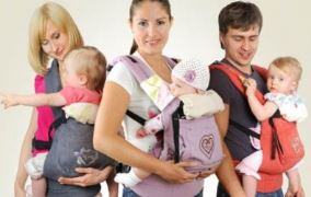 прежде чем купить эргорюкзак для новорожденных, посмотрите  на фото как он выгляди