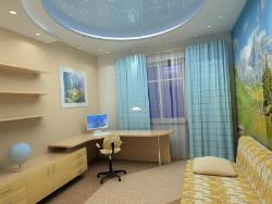 Фотообои - отличная идея для оформления детской комнаты для мальчишки