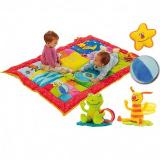 Как выбрать развивающий коврик для новорожденного