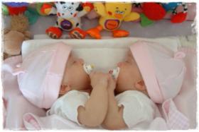 Многоплодная беременность по неделям фото