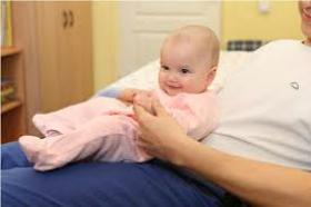 Развивающие упражнения для малыша