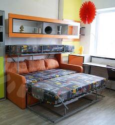 фото и отзывы  о детском диване кровати трансформере можно найти в интернете