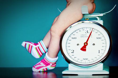 Нормы роста и веса детей до 3х лет