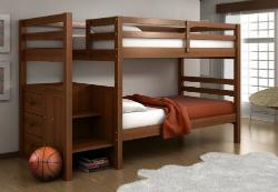 Купить двухъярусную кровать можно относительно не дорого, в различных интернет-магазинах, но приятнее все сделать самому!
