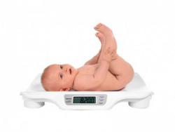 Нормальный вес и рост ребенка