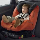 Правила установки детского автомобильного кресла